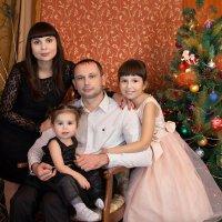 Новый год - семейный праздник! :: Райская птица Бородина