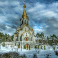 В ожидании Рождества :: Милешкин Владимир Алексеевич