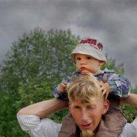 Возвращение домой :: Валерий Талашов