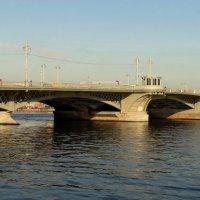 Благовещенский мост  1843-1850гг. :: Владимир Гилясев