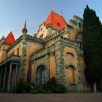 Дворец княгини Гагариной.Крым :: Cергей Дмитриев