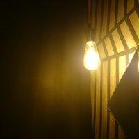 Минимализм (лампа) :: Александра Барабонова