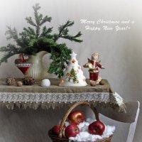 Рождественское ... :: Татьяна Ким