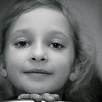 Детский портрет. :: Александр Золотухин