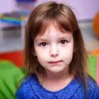 Маленькая леди :: Anna Lipatova