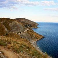 Где гуляет свободный ветер... :: Дмитрий Шатров