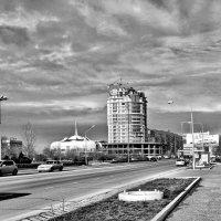 Мой город - Актау :: Анатолий Чикчирный