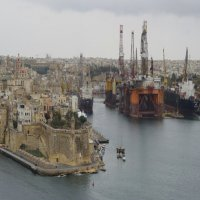 Валлетта , Мальта, порт :: Witalij Loewin
