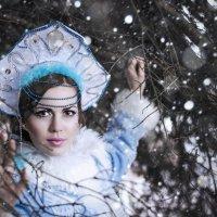 Новый год почти рядом.....она идет ) :: Алеся Корнеевец