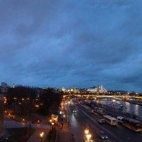 Вечерняя ... :: Лариса Корженевская