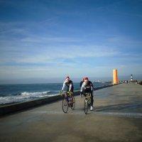 В Новый год-на велосипедах. :: Helga Olginha