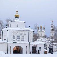 храм :: Анастасия Иноземцева