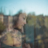 За окном :: Asya Trosheva