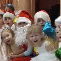 Дед Мороз идет!!! :: Наталья Тимофеева