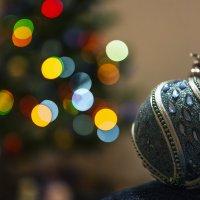 Новогоднее боке :: Юрий Клишин