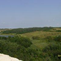Вид со стен Изборской крепости :: Виктор Мухин