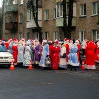 таким пешеходам-везде открыто :: Александр Прокудин