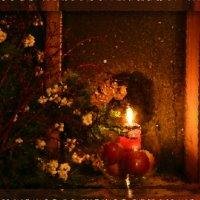 Тепло домашнего очага... :: Ирина Жеребятьева
