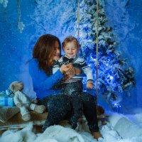 Сказка под Новый год! :: Ольга Давыдова