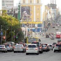 Изгибы города :: Юрий