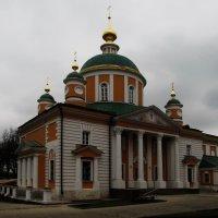 Храм в Хотьково :: Николай Дони