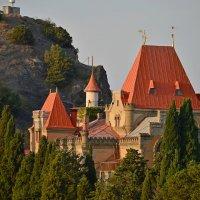 Пейзаж с замком....(см. ком) :: Юрий Цыплятников
