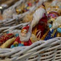 Новогодние игрушки. :: Ольга