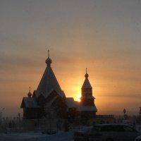 Солнце взойдёт... :: Ольга