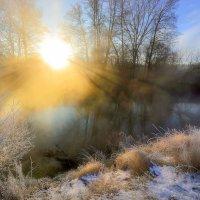 Рассветное возгорание...2 :: Андрей Войцехов