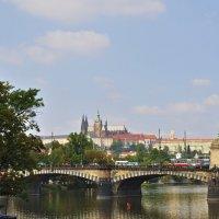 Мосты над Влтавой :: Юрий Воронов
