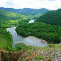 В долине Черного Июса :: Ольга Чистякова