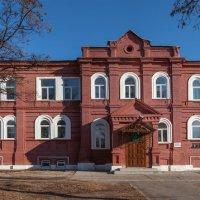 Борисоглебск. Александровская мужская гимназия. Школа № 5 :: Алексей Шаповалов Стерх
