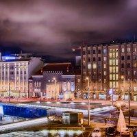Ночной Таллин :: Сергей Ефименко