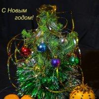 С наступающим 2016 годом! :: Наталья Филипсен
