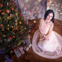 Новогодняя сказка Татьяны.. :: Юлия Романенко