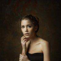 Портрет девушки. :: Сергей Гаварос
