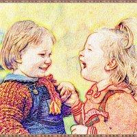 Неподдельная детскаяя радость :: Лидия (naum.lidiya)