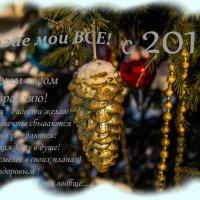 С наступающим Новым Годом С 2016!!! :: Svetlana AS