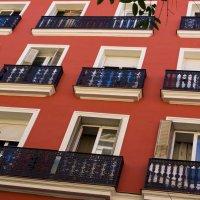 Окна Мадрида. :: Игорь