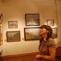 В музее :: Михаил Шивцов