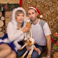 С наступающим годом обезьянки, друзья! :: Райская птица Бородина