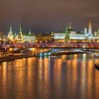 Праздничная Москва :: Константин