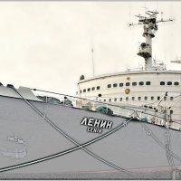 Замёрзший новогодний ледокол... :: Кай-8 (Ярослав) Забелин