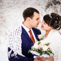 Свадьба, зима :: Яна