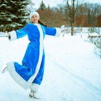 Снегурочка :: Никита Лапин