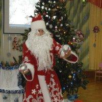 Фокусы Деда Мороза....( 2 ) :: Алёна Савина
