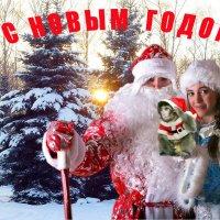 С Новым годом !!! :: Виктор Шандыбин