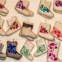 Обувочка для гламурной зимы. :: Анатолий. Chesnavik.