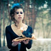 Портрет девушки :: Сергей Сергеичь