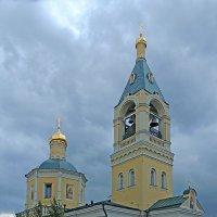 Москва. Церковь Илии Пророка (Илии Обыденного) в Обыденском переулке :: Александр Качалин